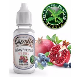 CAPELLA - Blueberry Pomegranate with Stevia