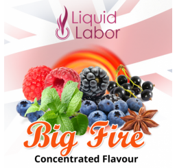 LIQUID LABOR - Big Fire