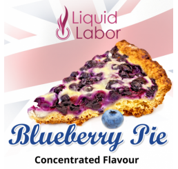 LIQUID LABOR - Blueberry Pie