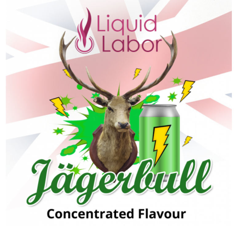 LIQUID LABOR - Jägerbull