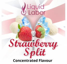 LIQUID LABOR - Strawberry Split