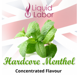 LIQUID LABOR - Hardcore Menthol