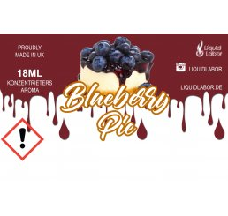 LIQUID LABOR - Blueberry Pie 18ml