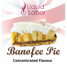 LIQUID LABOR - Banofee Pie